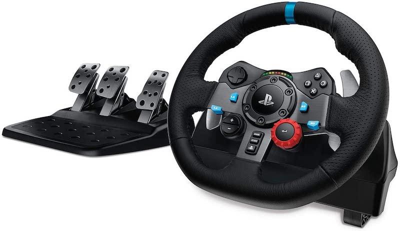 volante logitech ps4 pro