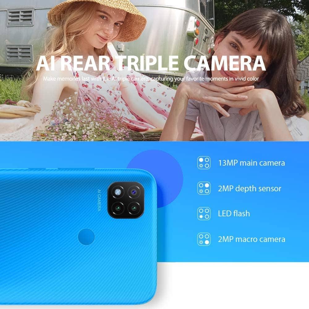 redmi 9c smartphone economici android