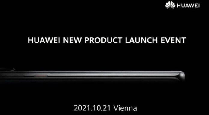 Evento Huawei Vienna