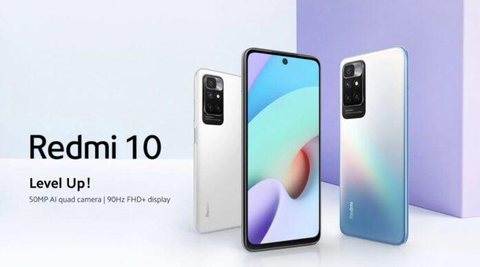 Redmi 10 Xiaomi