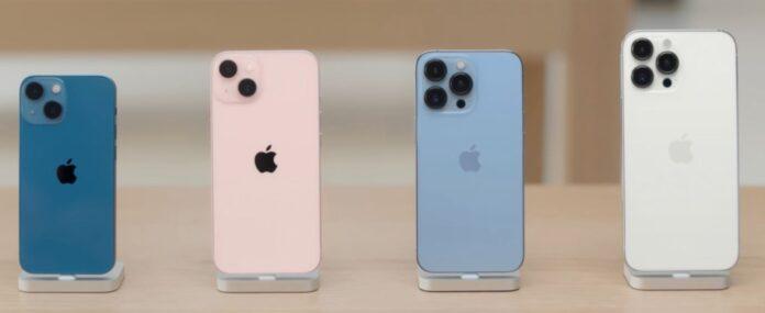 iPhone 13 fuori produzione