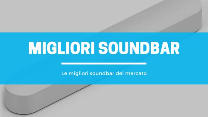 migliori soundbar su amazon